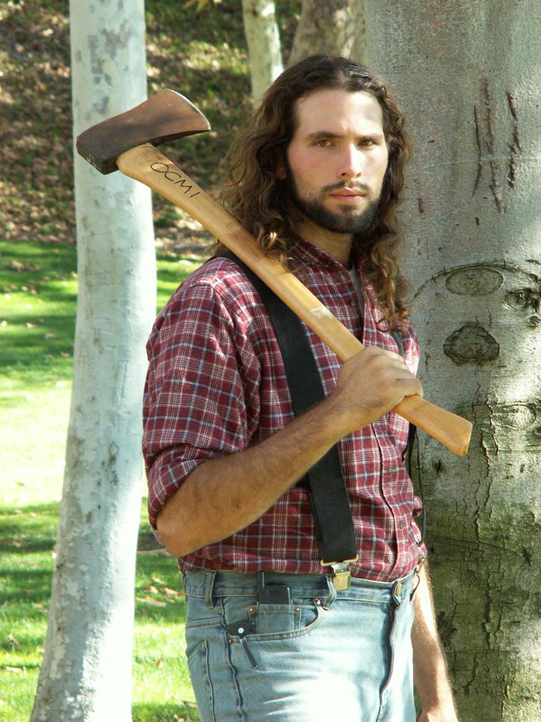 Lumberjack 24 by AilinStock