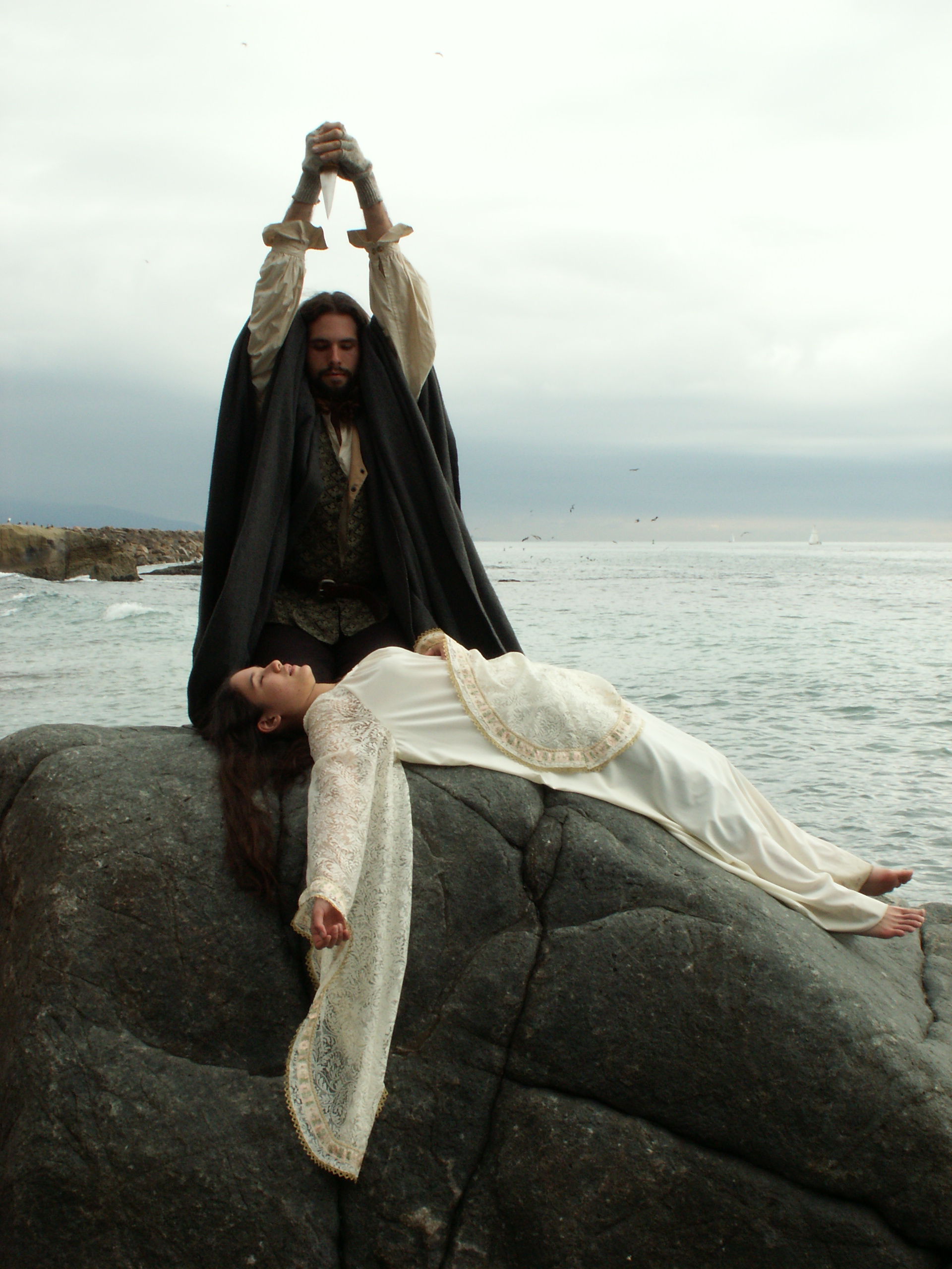The Sacrifice 6 by AilinStock