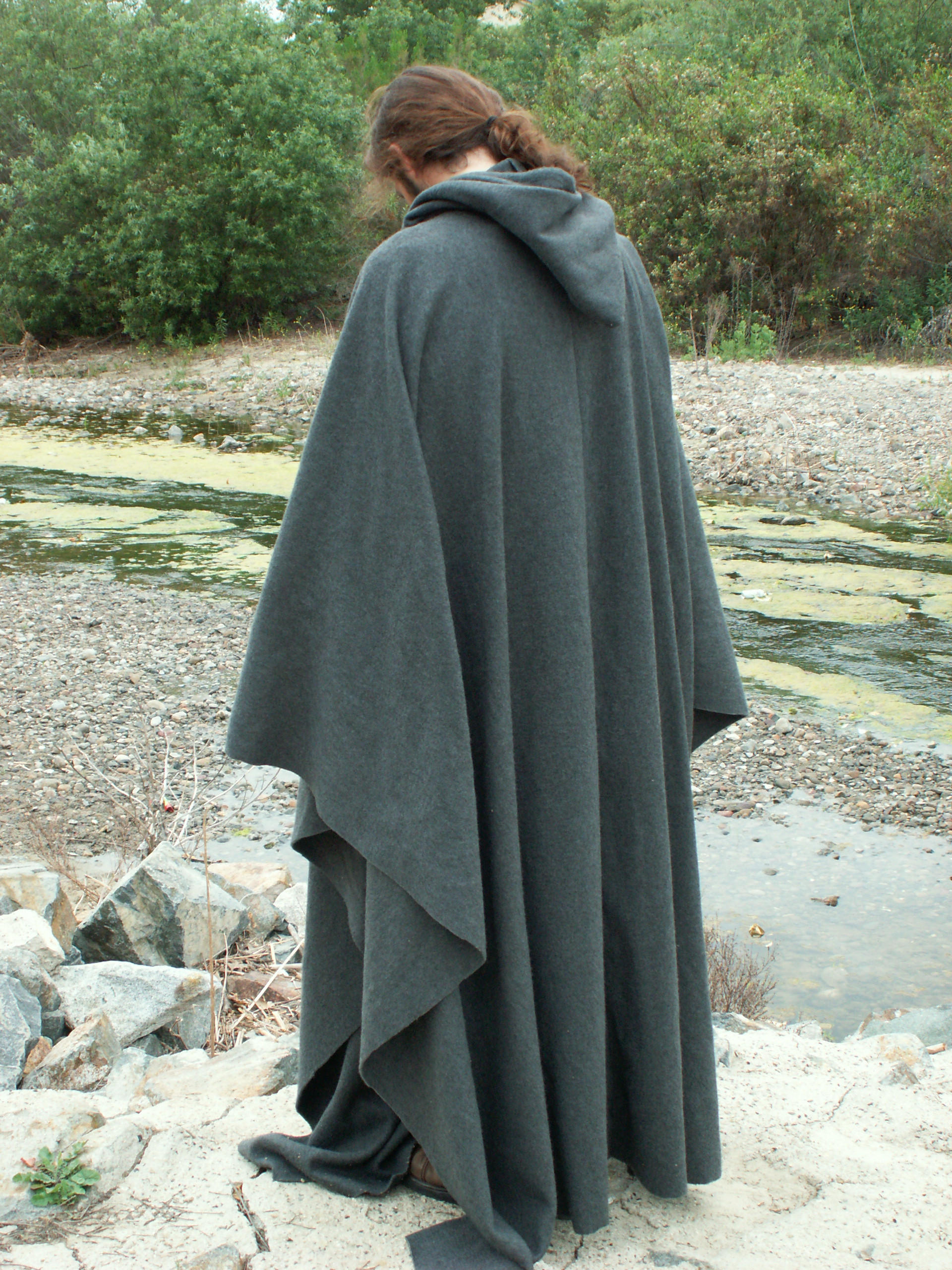 Cloak 15 by AilinStock