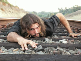 Railway 15 by AilinStock