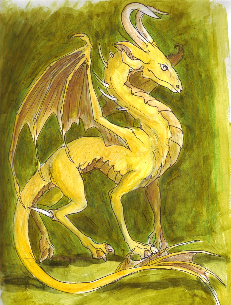 I drew Mero Again by LinmirianJoyrex