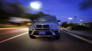 X5 Speeding along