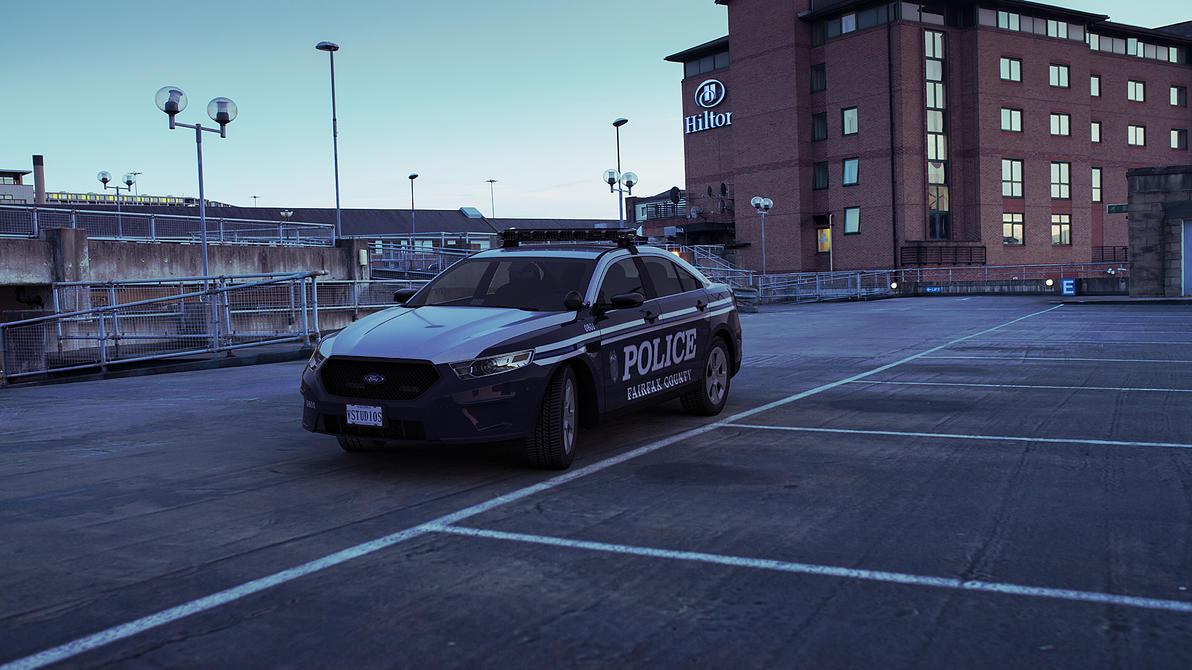 Parking patrol by 3Danim8or