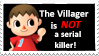 Villager Stamp by AwesomeCasey795