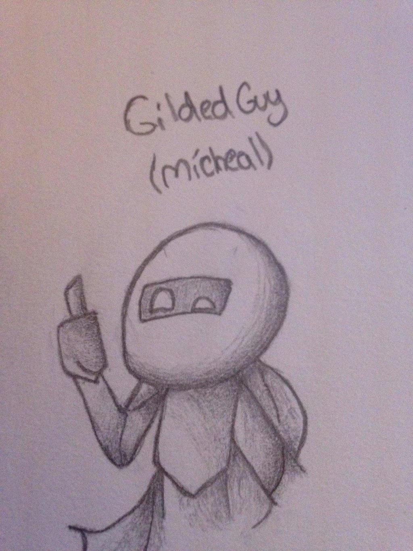 Gildedguy by MelodyFuryHeart