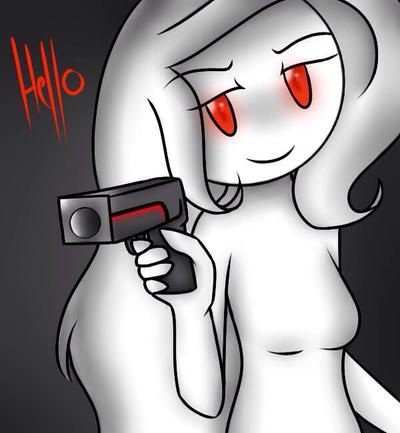 Hello  by MelodyFuryHeart
