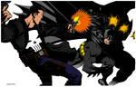 The Punisher Vs. The Batman