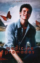 Medicine Premades 03 // Wattpad Cover by carpwnterx