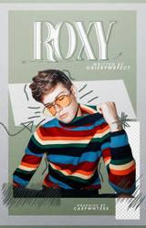 Roxy // Wattpad Cover by carpwnterx