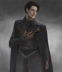 Darkling by Ziraelart