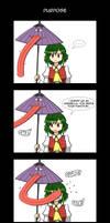 Be My Umbrella 2 by LunarisFuryAileron