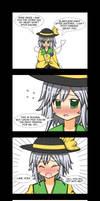 Koishi's Confession
