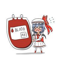 Blood Lust by LunarisFuryAileron
