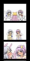 Koishi's Threesome
