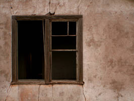 Empty Window by DawnAllynnStock