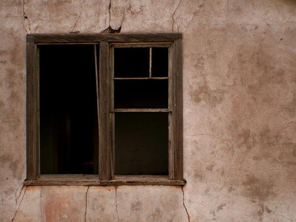 Empty Window by DawnAllynnStock