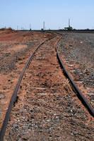 Old Railroad Tracks by DawnAllynnStock