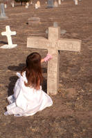 A Child's Grief by DawnAllynnStock