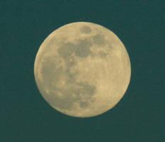 Full Moon by DawnAllynnStock