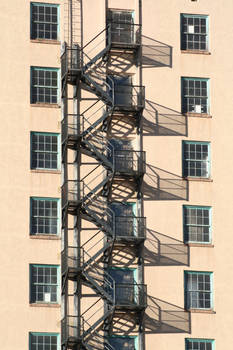 High Rise Stairs