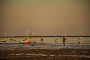 Boats in the water 3