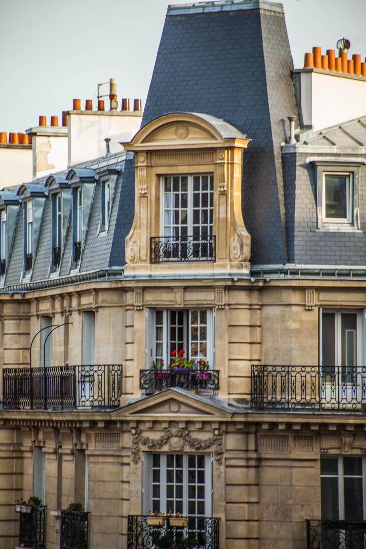 Balconies by DawnAllynnStock
