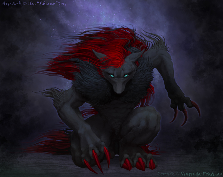 dragon type zorua and - photo #5
