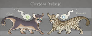 Custom Ysbryd