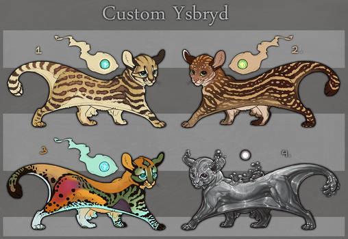 Custom Ysbryd #2
