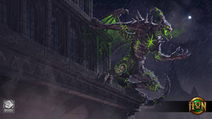 Gargoyle Blood Hunter