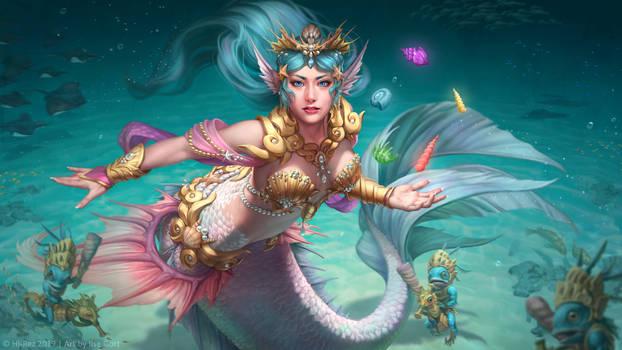 Cove Queen