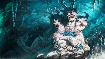 Frost Bite Cerberus
