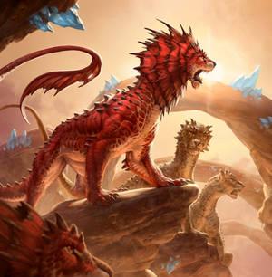 Regal Leosaur