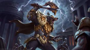 Thunderfang Thor