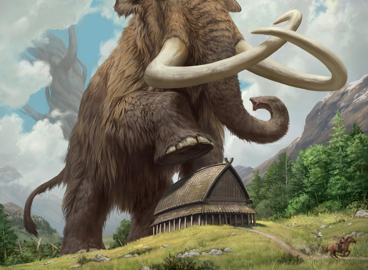 Mammoth Growth