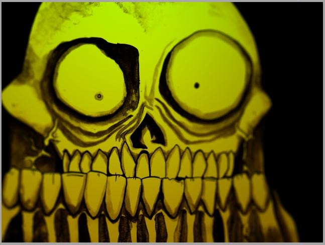 My Horror'RollerCoaster by zero-scarecrow13