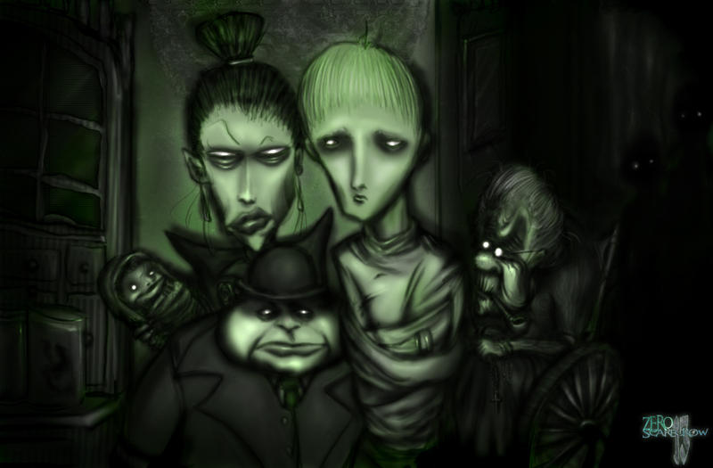 familly by zero-scarecrow13