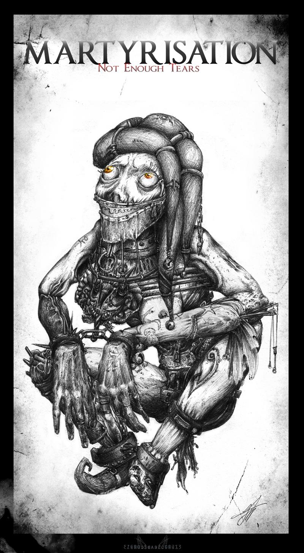 MARTYRISATION by zero-scarecrow13