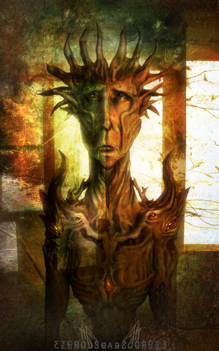 Cr3ature by zero-scarecrow13