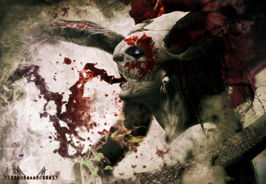 Venom by zero-scarecrow13