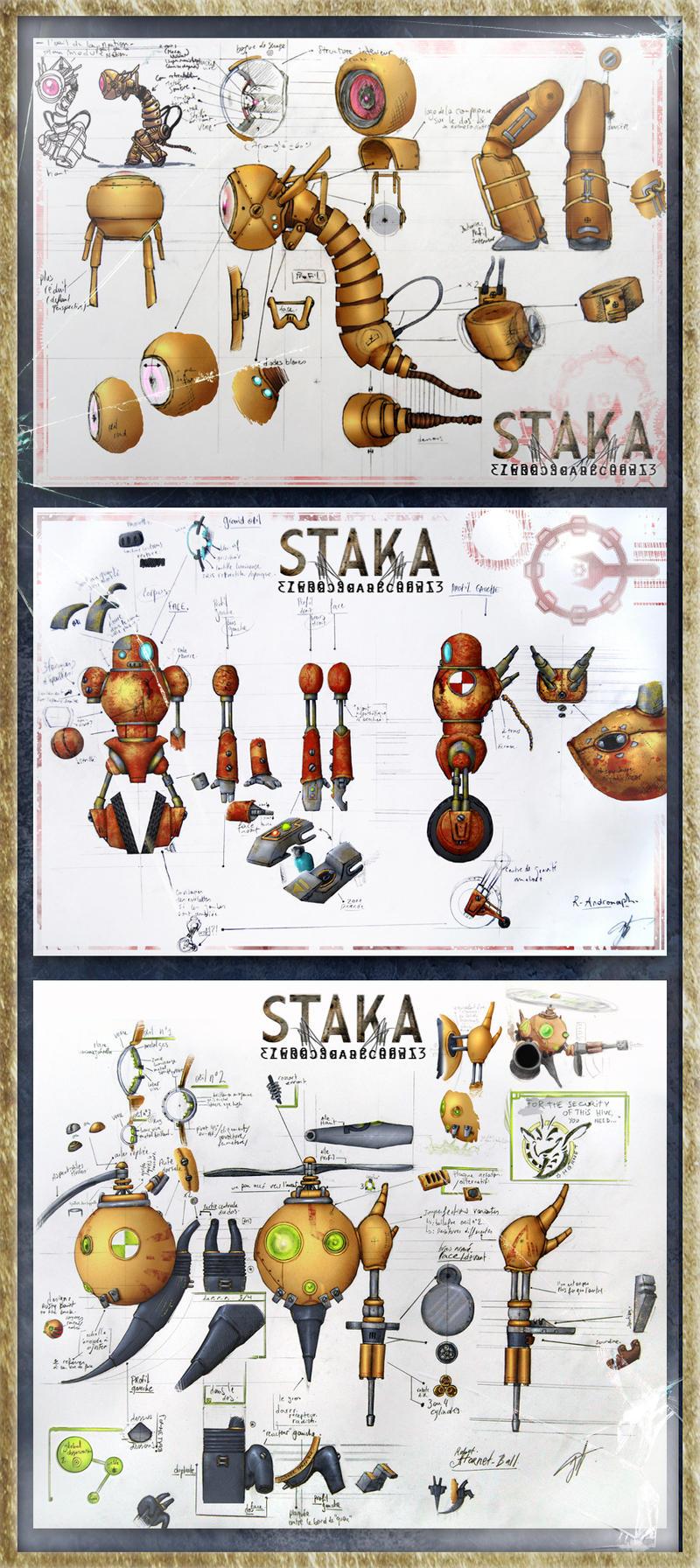 STAKA_robots_conception by zero-scarecrow13