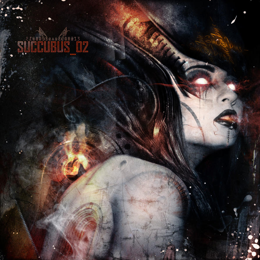 Succubus_02 by zero-scarecrow13