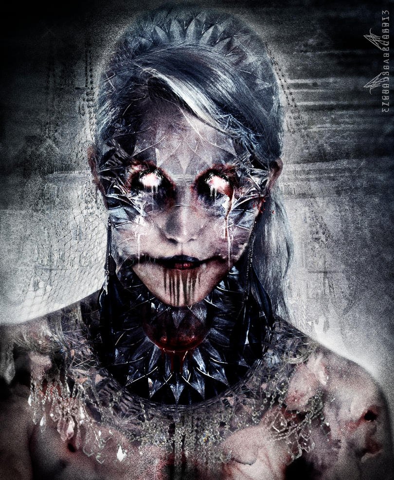 The Bitter Bride by zero-scarecrow13