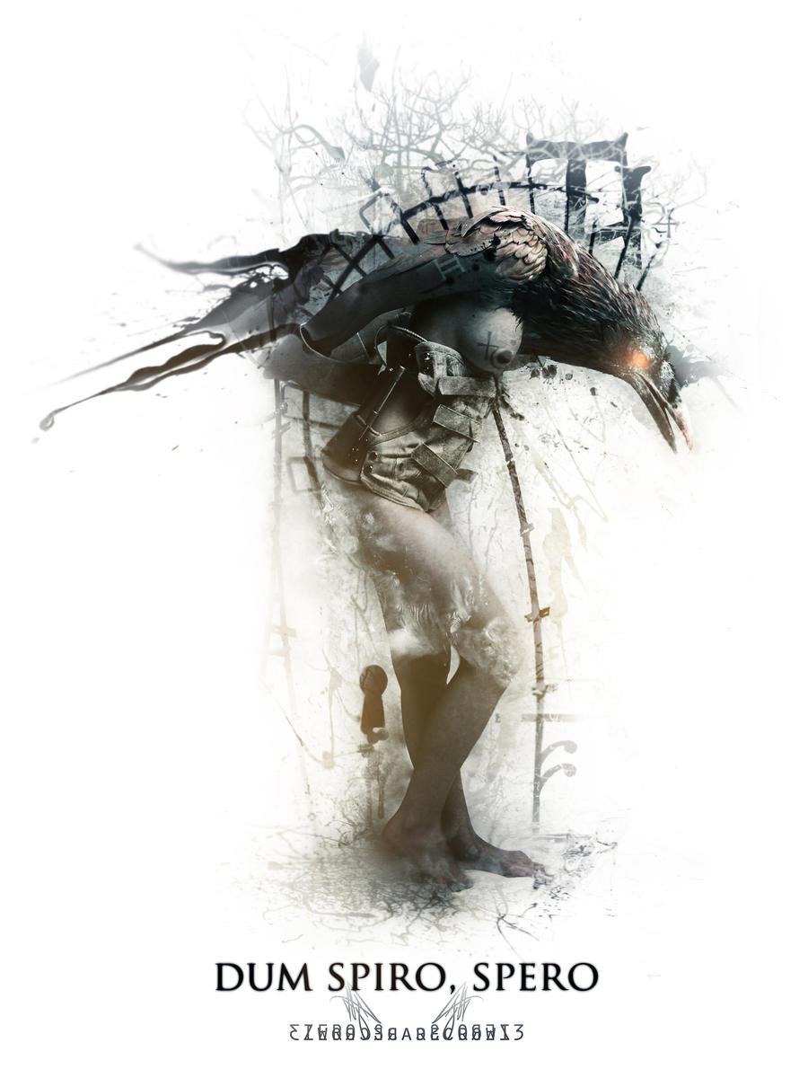 [DUM SPIRO SPERO] by zero-scarecrow13
