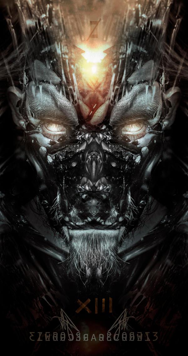 SphynX - Portrait by zero-scarecrow13