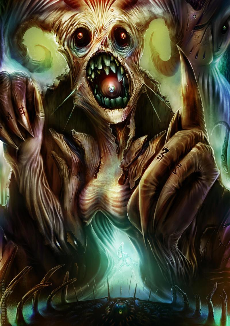 1 Scream - 1 Question by zero-scarecrow13
