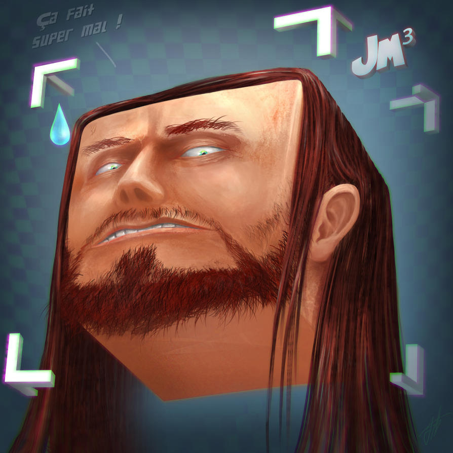 CubeHead by zero-scarecrow13