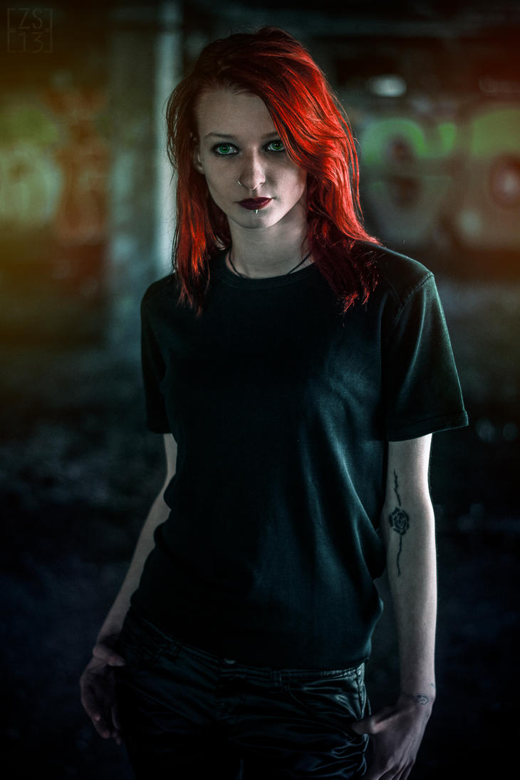 Emilie [Hors serie] by zero-scarecrow13