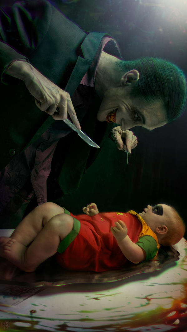 [ ROBIN_EATER ] by zero-scarecrow13