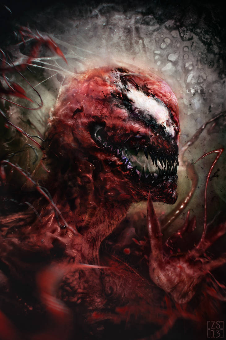 CARNAGE by zero-scarecrow13